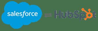 Salesforce-with-Hubspot